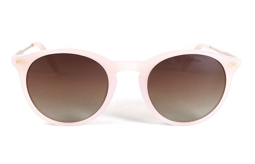 Lunettes de soleil California Metal Nude Brillant - Or.Br
