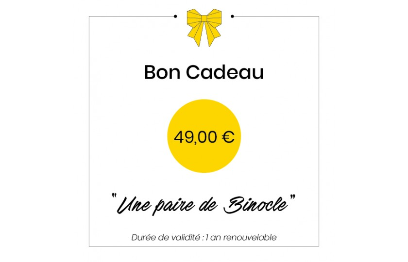 Gift card - 49€