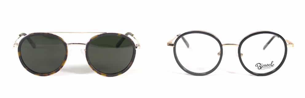 lunettes combinées