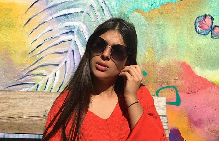lunettes de soleil cat eye